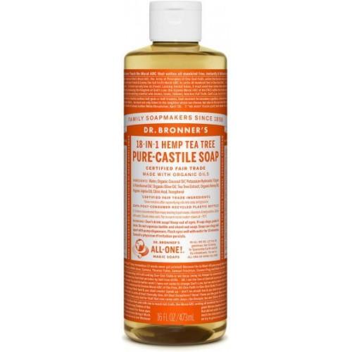 Castle Liquid Soap Teatree