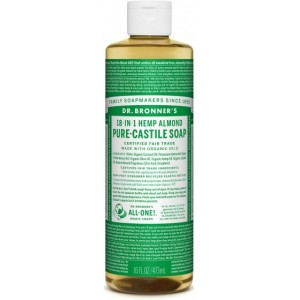 Castle Liquid Soap Almond