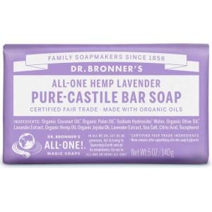 Castile Barsoap Lavender