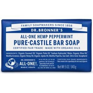 Castile Barsoap Peppermint