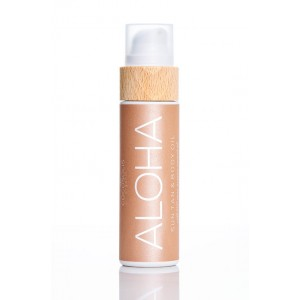 ALOHA Sun Tan Body Oil