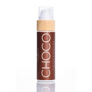 CHOCO Sun Tan Body Oil