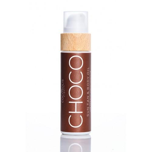 CHOCO Sun Tan Body Oil