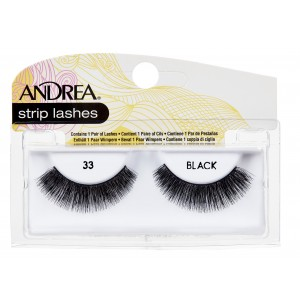 Strip Lashes Black 33