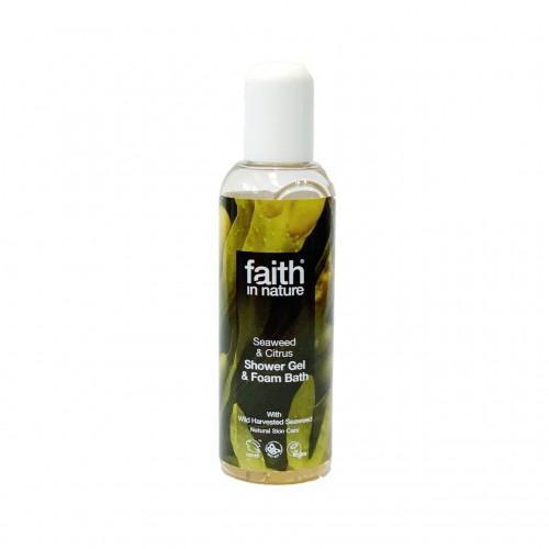 Shower Gel & Foam Bath - Καρύδα