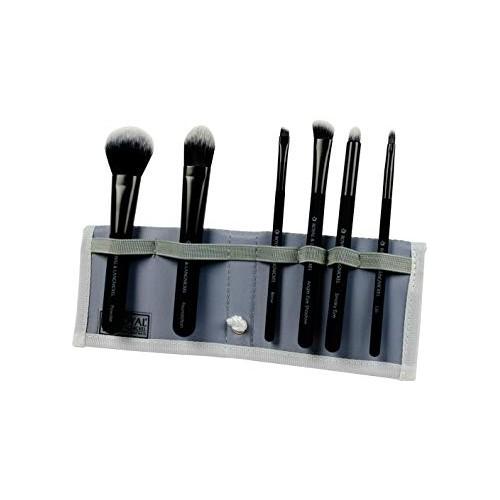 Moda Total Face Brush Set Black