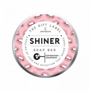 Σαπούνι με κόκκους καφέ, shiner