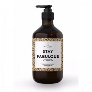 Υγρό Σαπούνι, stay fabulous
