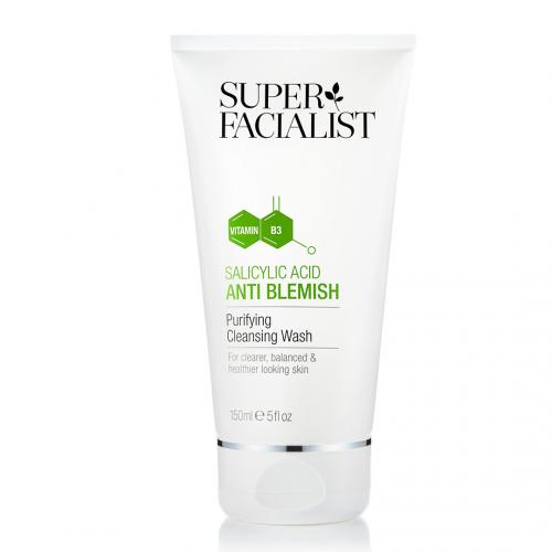 Salicylic Acid Anti Blemish Purifying Cleansing Wash