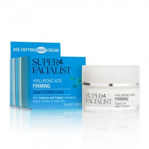 Hyaluronic Acid Firming Super Lift Night Cream
