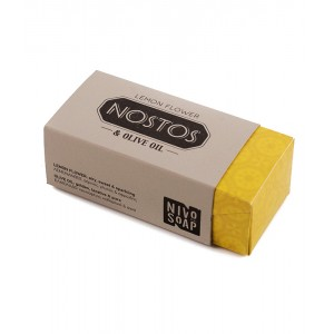 Soap Nostos Lemon Flower and Olive Oil