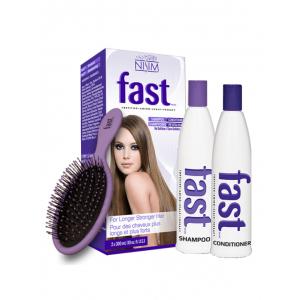 Fast Combo + Βούρτσα fast για Εύκολο Χτένισμα