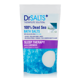 100% Dead Sea Sleep Therapy with Lavender