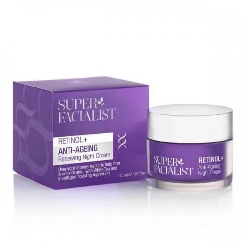 Retinol+ Anti-Ageing Night Cream