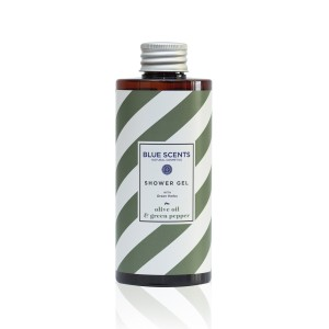 Shower Gel Olive Oil & Green Pepper