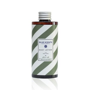 Body Lotion Olive Oil & Green Pepper