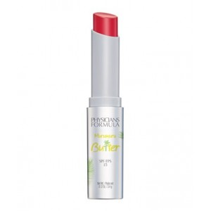 Murumuru Butter Lip Cream SPF15 - Samba Red