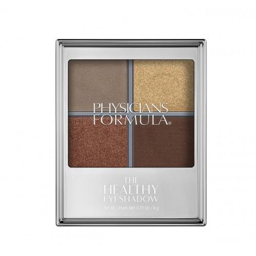 The Healthy Eyeshadow - Smoky Bronze