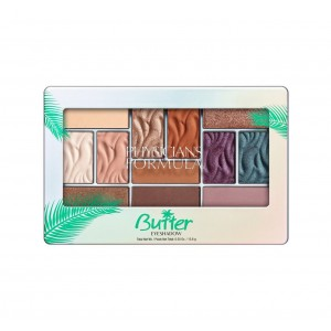 Murumuru Butter Eyeshadow Palette - Tropical Days