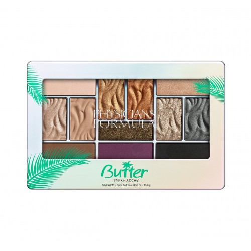 Murumuru Butter Eyeshadow Palette - Sultry Nights
