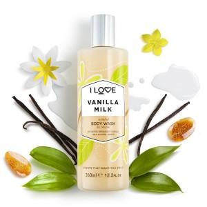 Vanilla Milk Bodywash