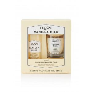 Vanilla Milk Mini Pamper Duo