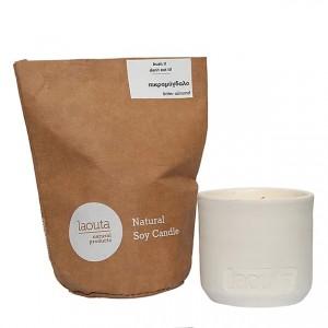 Κερί σόγιας - Bitter Almond