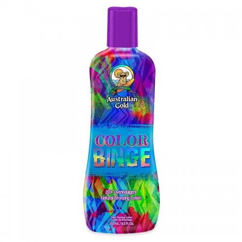 Tanning Lotion, Color Binge