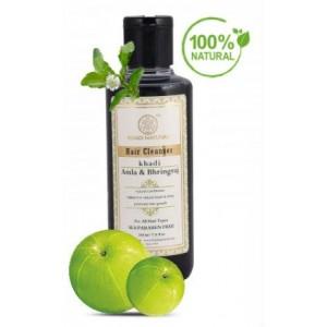 Σαμπουάν Μαλλιών με AMLA & BHRINGRAJ / Ayurvedic Hair Cleanser