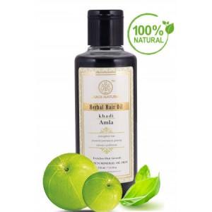 Θεραπευτικό Φυτικό Έλαιο Μαλλιών με Amla / Ayurvedic Amla Hair Oil