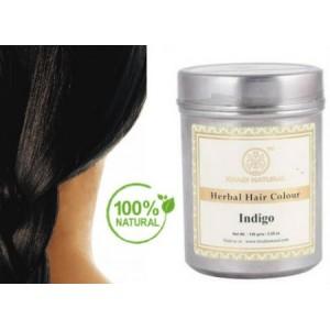 Φυτική Βαφή Μαλλιών ΜΠΛΕ - ΒΙΟΛΕΤΙ / Herbal Indigo