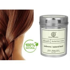 Φυτική Βαφή Μαλλιών ΚΑΣΤΑΝΟ / Herbal Nut Brown Henna / Natural Hazel
