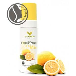 3σε1 Αφρός Καθαρισμού Προσώπου με Λεμόνι & Μελισσόχορτο! / 3in1 Face Cleansing Foam Lemon & Melissa