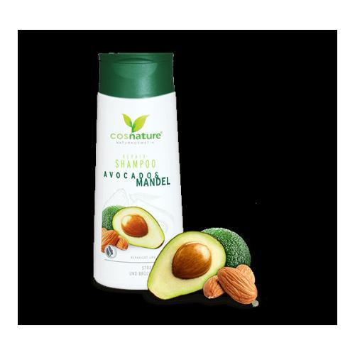 Σαμπουάν Αναδόμησης με Avocado & Αμύγδαλο / Repair Shampoo Avocado & Almond