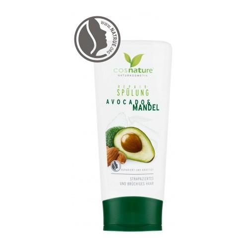 Μαλακτική Κρέμα Αναδόμησης Avocado & Αμύγδαλο / Repair Conditioner Avocado & Almond