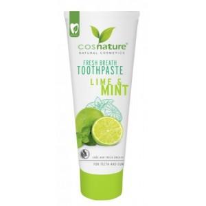 Οδοντόκρεμα Fresh Breath με Λάιμ & Μέντα | Fresh Breath Toothpaste