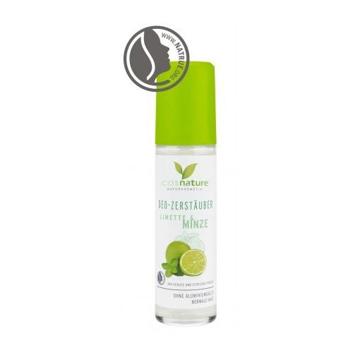 ΤοDEODORANT SPRAY LIME & MINTπροσφέρει μεγάλη προστασία από την οσμή του σώματος και δίνει μια αίσθηση φρεσκάδας με ένα βέλτισ