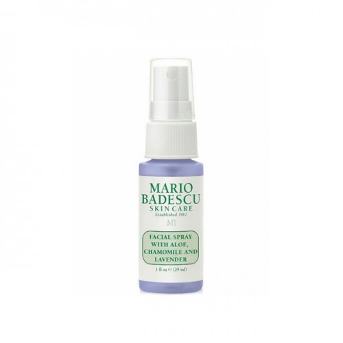 Facial Spray with Aloe, Chamomile and Lavender