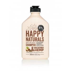 Everyday Moisture Shampoo Macadamia & Hemp