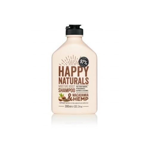 Everyday Moisture Shampoo Macadamia & Hemp