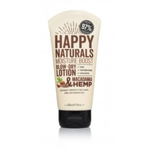Macadamia & Hemp Moisture Boost Blow-Dry Lotion