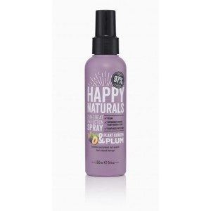Plant Keratin & Plum 2-in-1 Heat Protection Spray