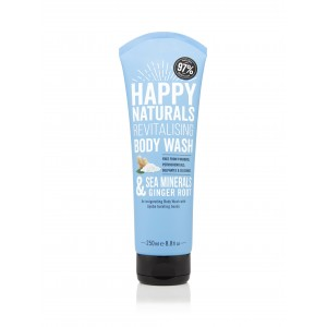 Sea Minerals & Ginger Root Revitalising Body Wash