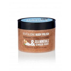 Sea Minerals & Ginger Root Revitalising Body Polish