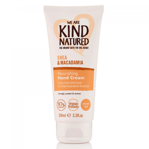 Deeply Nourishing Shea & Macadamia Hand Cream