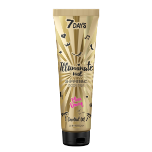 Miss Crazy - Shimmering Body Milk