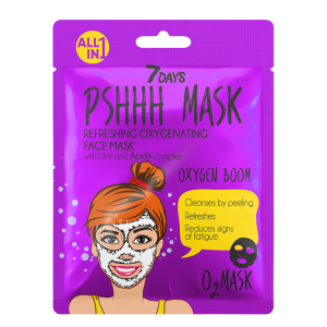 PSHHH Oxygen Boom Sheet Mask
