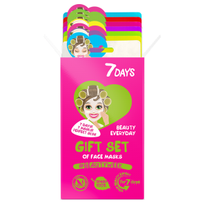 Gift set 7 days Beauty week