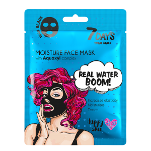 Miss Crazy - Real Water Boom! Sheet Mask