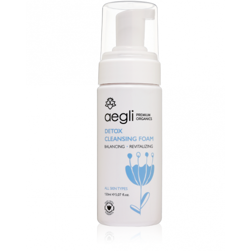 Detox Facial Cleansing Foam